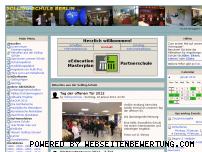 Ranking Webseite solling-schule.de