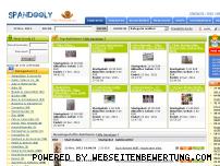 Informationen zur Webseite spandooly.de