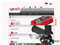 Ranking Webseite speeds.eu