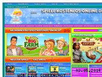 Ranking Webseite spiele-kostenlos-online.de