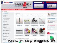 Ranking Webseite sport-luck-shop.de