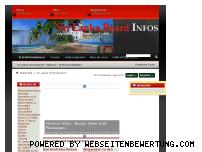 Ranking Webseite sri-lanka-board.de