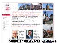 Ranking Webseite stadtmarketingpreis-bw.de