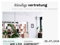 Ranking Webseite staendigevertretungdortmund.de