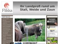 Informationen zur Webseite stall-weide-zaun.de