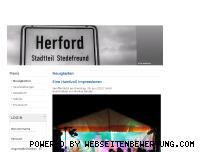 Ranking Webseite stedefreund.de