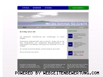 Informationen zur Webseite steins.net