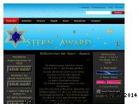 Informationen zur Webseite stern-award.net