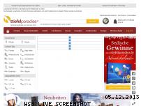 Ranking Webseite stiefelparadies.de