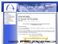 Ranking Webseite stm-rumel.de