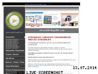 Ranking Webseite streamlife-lingolife.com