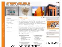Ranking Webseite streiff.de