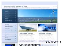 Informationen zur Webseite stromanbieter-berlin.info