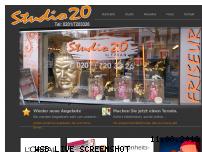 Ranking Webseite studio20-essen.de