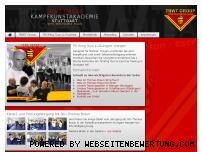 Ranking Webseite stuttgart.tbwt.de