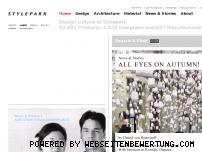 Ranking Webseite stylepark.com