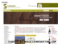 Ranking Webseite superiore.de