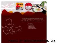 Ranking Webseite sushifreunde.de