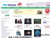 Ranking Webseite swap-online.com
