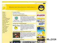 Ranking Webseite swfv.de