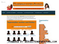 Ranking Webseite tagesmutter-suche.de
