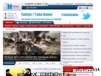 Ranking Webseite tahahaber.com