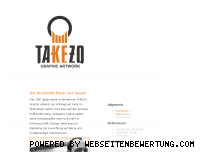 Informationen zur Webseite takezo-design.de