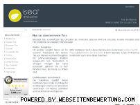 Ranking Webseite tea-exclusive.de