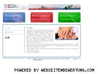 Ranking Webseite tecobu.cz