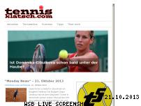 Ranking Webseite tennis-klatsch.com