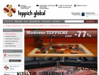 Ranking Webseite teppichglobal.de