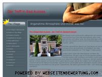 Ranking Webseite the-village-aussee.at