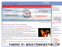 Ranking Webseite theatersturmvogel.de