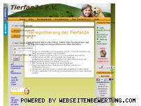 Ranking Webseite tierregistrierung.net
