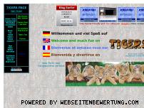 Ranking Webseite tiger02.de