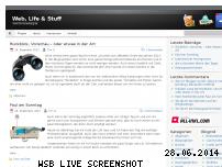 Ranking Webseite tim-gramberg.de