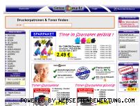 Ranking Webseite tintensparmarkt.de