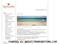 Informationen zur Webseite tiposarda.de