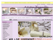 Informationen zur Webseite tischdeko-online.de