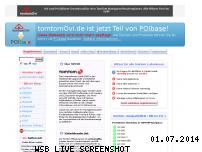 Ranking Webseite tomtomovi.de