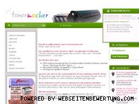 Ranking Webseite tonermacher.de