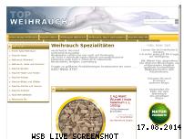 Informationen zur Webseite top-weihrauch.de