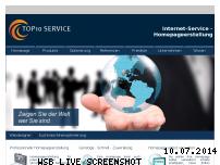 Ranking Webseite top10-service.de