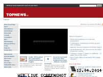 Ranking Webseite topnews.de