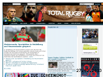 Ranking Webseite totalrugby.de