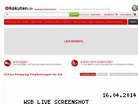 Ranking Webseite tradoria.de