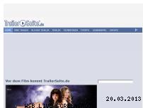 Ranking Webseite trailerseite.de