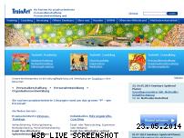 Informationen zur Webseite trainart.de