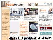 Ranking Webseite traumbad.de