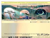 Informationen zur Webseite traumwache24.de